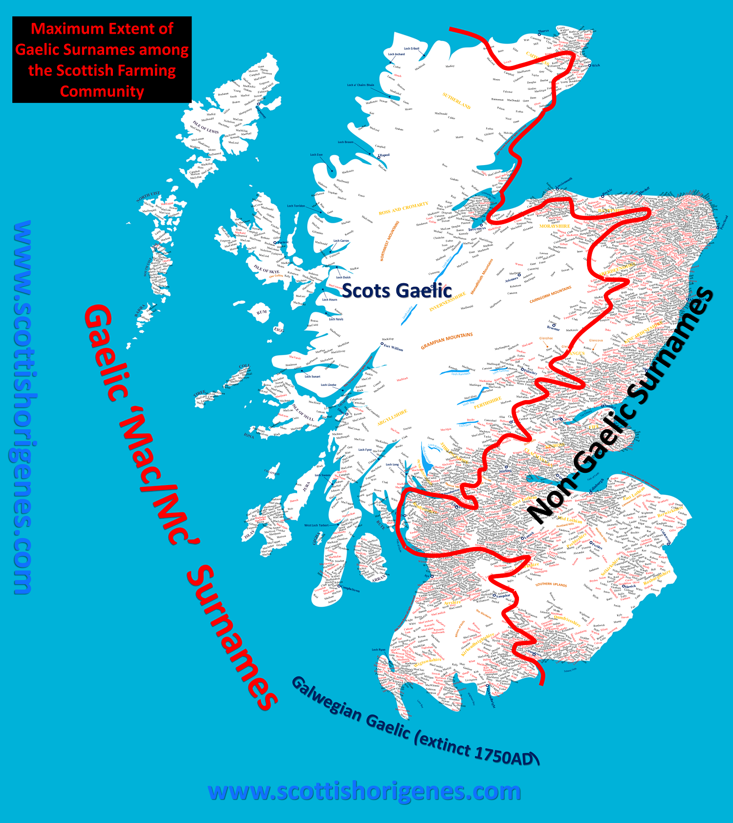 How scots irish or irish scot are you scottish origenes while in galloway in southwest scotland the descendants of the irish gaels gradually adopted the english language gaelic was extinct as a language in gumiabroncs Gallery